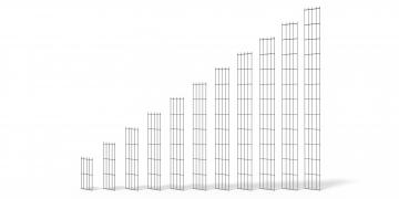 ogrodzenia panelowe 2d - 6  5  6